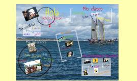 Copy of Informacion sobre tu profesora
