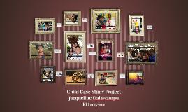 Child Case Study Project
