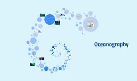 Copy of Oceanography