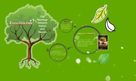 Ecocritisism