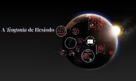 ATeogonia de Hesíodo