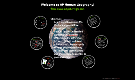 Copy of Welcome to AP Human Geography!
