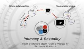 Intimacy & Sexuality