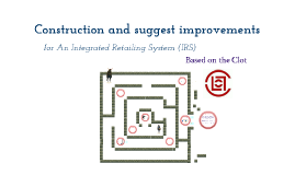 Construction and suggest improvements  for An Integrated Retailing System (IRS)