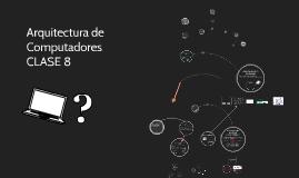 Arquitectura clase teórica Semana 8