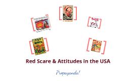 Red Scare Propaganda posters!
