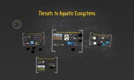 Threats to Aquatic Species Reg ES
