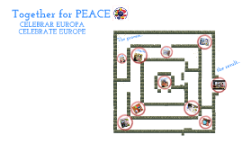 Together for PEACE Celebrar Europa-Celebrate Europe