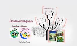 Copy of Escuelas de Lenguaje