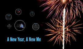 A New Year, A New Me