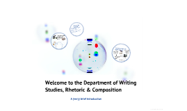 Welcome to the Writing Program