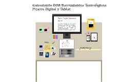 Herramientas Tecnológicas. Pizarra Digital y Tablet