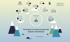 Copy of Principios Constitucionales del Estado Colombiano