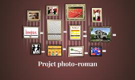 Projet photo-roman