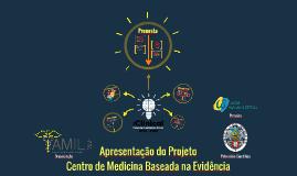 Apresentação do Projeto - iClinical 2018 - Sessão Zero