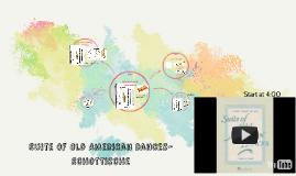 Suite of Old American Dances- Cakewalk