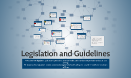 Copy of Legislation and Guidelines