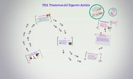 TEA  Trastornos del Espectro Autista