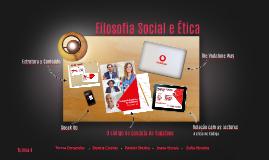 Filosofia Social e Ética