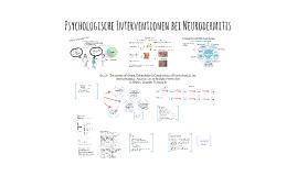 Psychologische Interventionen bei Neurodermitis