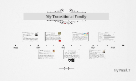 My Transitional Family