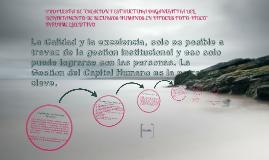 Copy of Propuesta para la creacion del departamento de Recursos Humanos