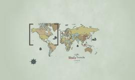 Rizal's Travels Final