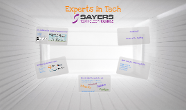 Experts in Tech