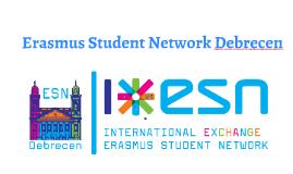 Erasmus Student Network Debrecen