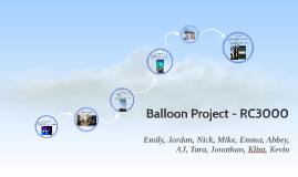 Balloon Project