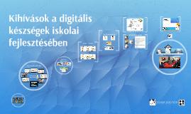 Kihívások a digitális készségek iskolai fejlesztésében