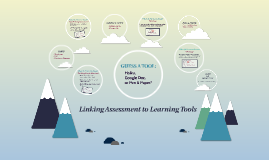 Linking Assessment to Learning Tools
