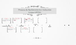 Proceso de Reclutamiento y Selección
