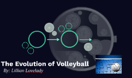 The Evolution of Volleyball