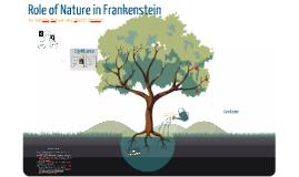 Frankenstein Seminar