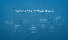 Sarber's Spa at Palm Beach