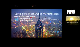 Copy of Getting the Most Out of Marketplaces