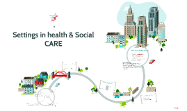 Settings in health & Social CARE