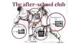 The afetr-school club