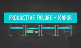 PRODUCTIVE FAILURE - KAPUR