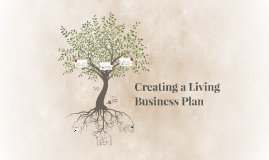 Copy of Creating a Living Business Plan