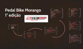 Pedal Bike Morango