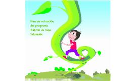 Plan de actuación Hábitos de Vida Saludable