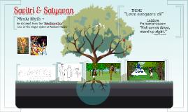 Savitri & Satyavan