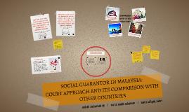 SOCIAL GUARANTOR IN MALAYSIA: