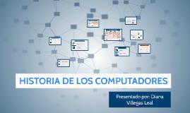 HISTORIA DE LOS COMPUTADORES