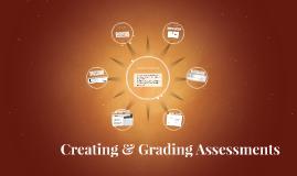 Creating & Grading Assessments