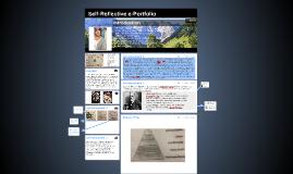 Self-Reflective e-Portfolio