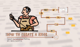 HOW TO CREAT A SHOE