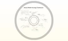 Social media Strategy Framework